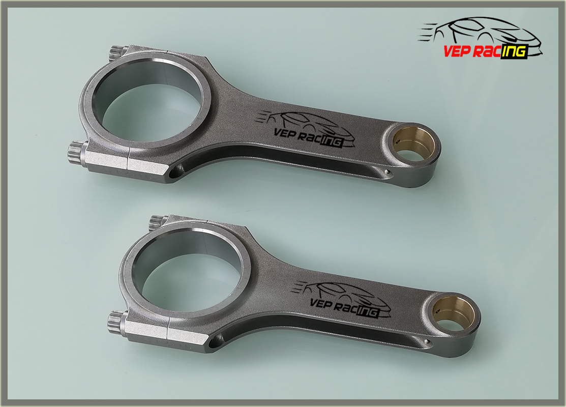 Alfa remeo 4C spider conrods connecting rods