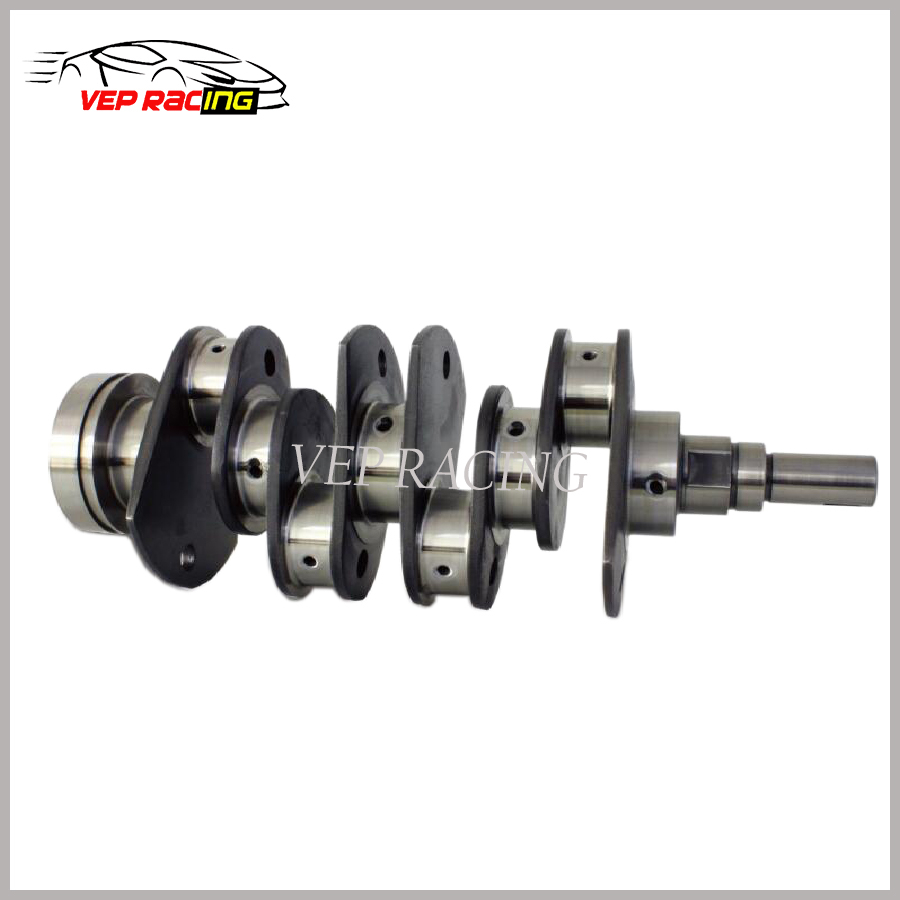 82MM Stroke Subaru EJ25 forged billet racing crankshaft